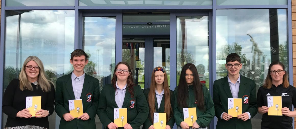 Portlaoise College introduce Reflective Journals